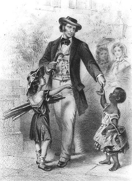 Charles Sumner 1811 1874 Mr Lincoln And Friends