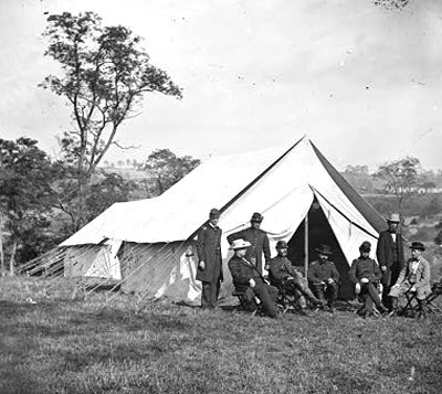 Army of the Potomac headquarters