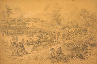 Destruction of General Lees Lines of Communication in Virginia by General Wilson