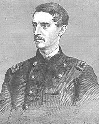 Col. Ulrich Dahlgren, 1842-1864 son of John A. Dahlgren
