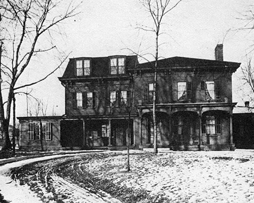 The Edwards Home