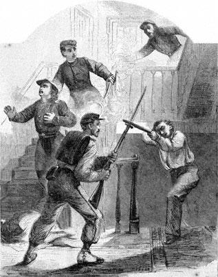 Murder of Colonel Ellsworth