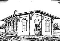 Farewell Address, Great Western railway station