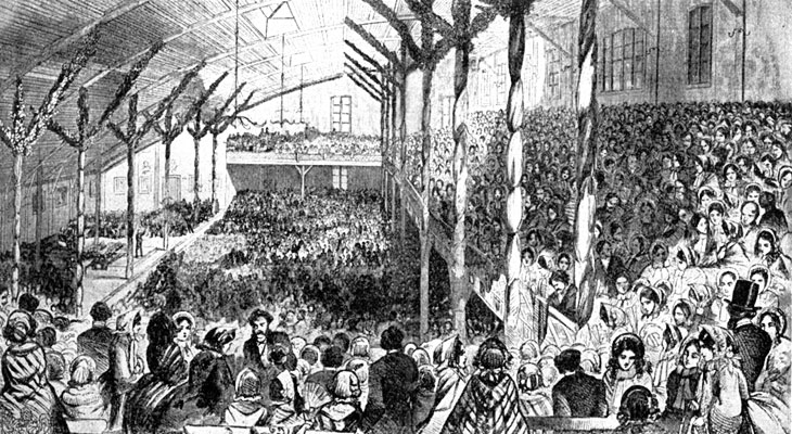 The Republican Convention of 1860