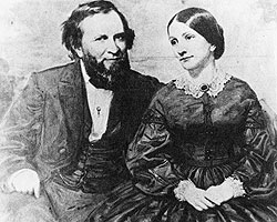 Joshua and Fanny Speed