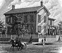 Lincoln's Springfield Home